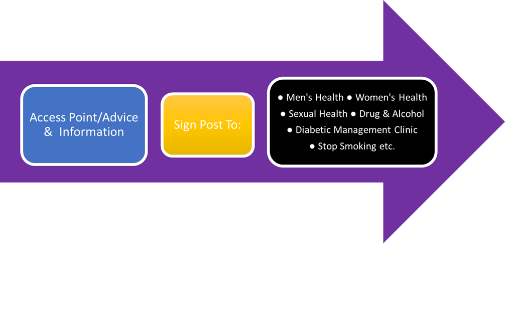 Wellbeing information Access