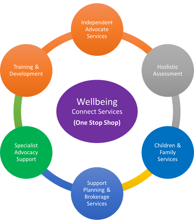 Wellbeing Connect Smart Services